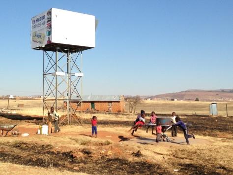Tsolobeng water pump